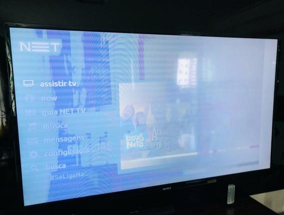 Tv Led Sony Bravia 70 - Kdl-70r555a (com Defeito Na Tela)