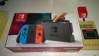 Nintendo Switch Nueva + 6 Cuotas Sin Interés