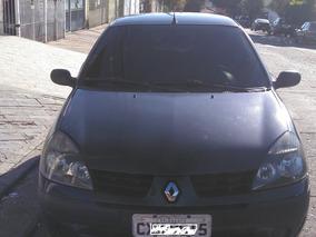 Renault Clio 1.6 16v Cinza 5 Portas