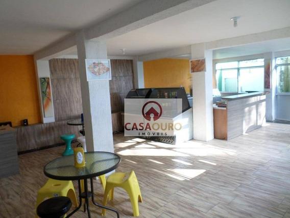Loja Para Alugar, 160 M² Por R$ 3.500/mês - Mangabeiras - Belo Horizonte/mg - Lo0027