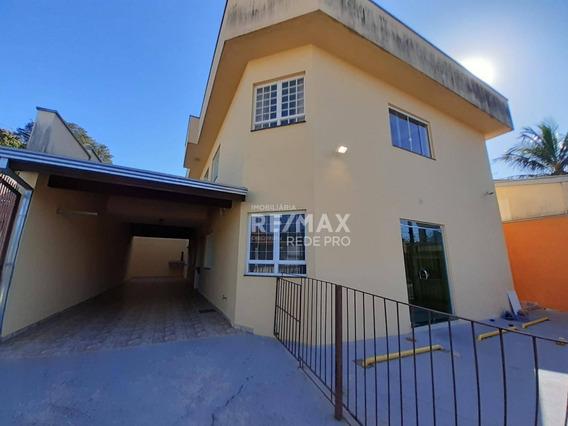 Casa Terreapara Alugar No Bairro Renascer, Pinheirinhos,vinhedo/sp - Ca7036