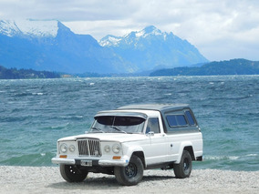 Jeep Gladiator 4x4 Gnc Motor 221 (no F100)