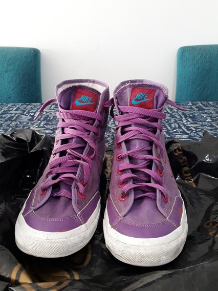 Zapatillas Nike De Lona