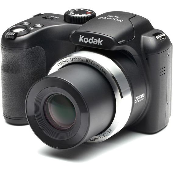 Camara Semi Reflex Kodak Pixpro Az252 16mp Refabricada
