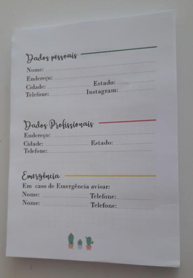 Miolo De Agenda 2020 Impresso