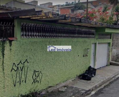 Casa Com 3 Dorms, Jardim D'abril, São Paulo - R$ 350 Mil, Cod: 968 - V968