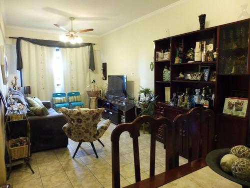 Imagem 1 de 21 de Ótimo Apartamento A Venda Na Vila Mathias Em Santos. - Reo547111