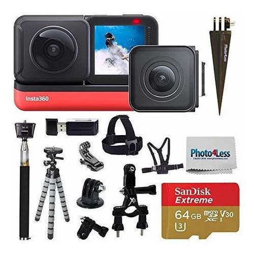 Camara Insta360 One R Twin Edition Camara 360 4k Gran Angula