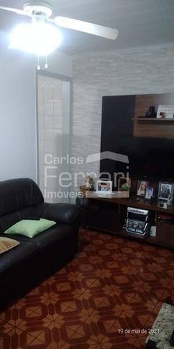 Imagem 1 de 15 de 02 Casas Em Vila - Bairro - Vila Paulistana - São Paulo - Sp - Cf35262