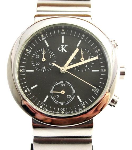 Relógio Calvin Klein Masculino Mod: K2171 - Swiss Made