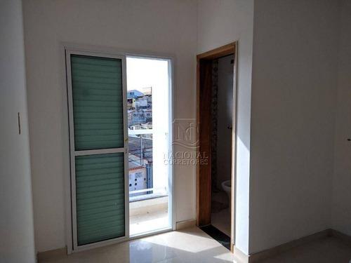 Sobrado Com 2 Dormitórios À Venda, 99 M² Por R$ 430.000,00 - Vila Francisco Matarazzo - Santo André/sp - So3632