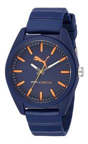 Reloj Análogo Puma Pu911241013 100% Original + Envio Gratis