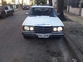 Mercedes-benz 240d W123 W123