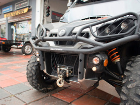 Cuatrimoto Can-am Commander Max 1000 Impecable