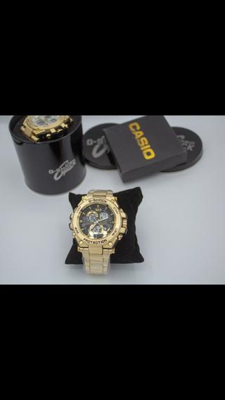 Relógio G-shock Protection Vem Com Brinde