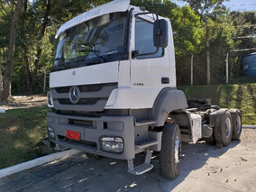 Mercedes-bens Axor 3344 6x4 Ano 2014/2014 Cavalo Semi Novo