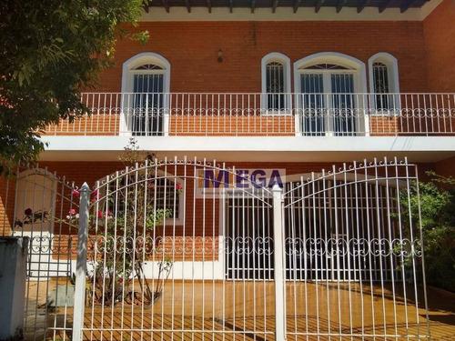 Casa Com 3 Dormitórios À Venda, 307 M² Por R$ 619.990,00 - Jardim Proença - Campinas/sp - Ca2230
