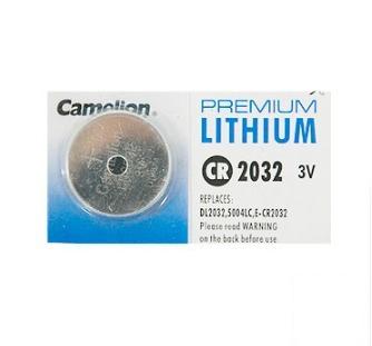 Baterias De Lithium Camelium 3v [ Leve 20 C Frete ]