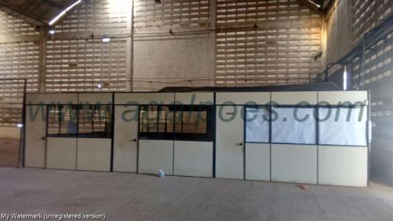 Galpões R$ 8,00 P/m² No Distrito De João Pessoa Com 2.000 M² 5.000 M² 10.000 M² E 13.000 M² - 1188