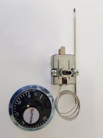 Kit Com 20 Termostato 50/300 30amperes Elotherm Uso Geral