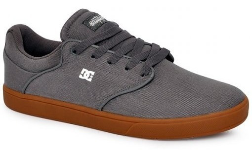 Tênis Dc Shoes Mikey Taylor S Txla Cinza Masculino Nº 43