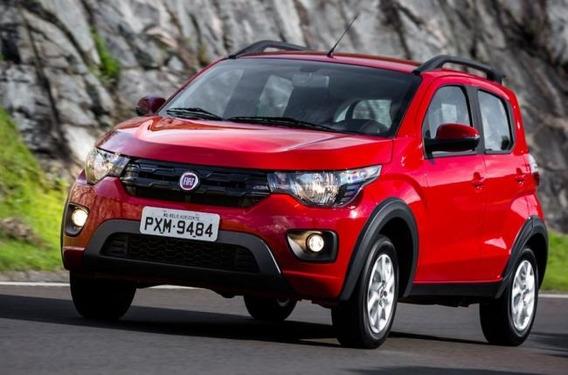 Fiat Uno Way 0km- Anticipo $ 38.000 Y Cuotas Fijas- Gnc- Iv