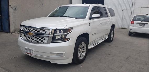 Chevrolet Suburban 5.3 Lt Piel 2016 Edicion Imperial Vans