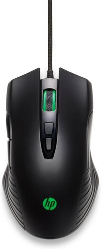 Mouse Hp X220 Backlit Gamming Usb 8dx48aa Gamer 3600 Dpi