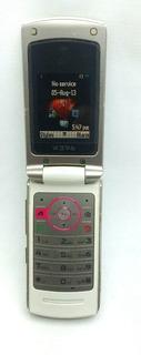Celular Motorola Flip Mod W396 Sem Tampa Da Bateria Usado