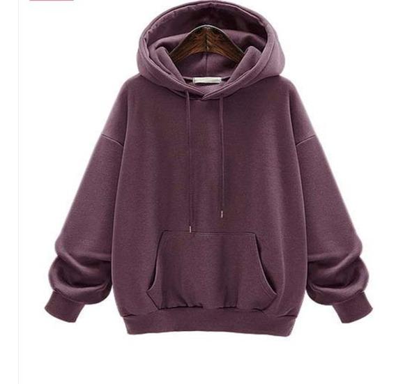 Nuevo Suéter Encapuchado Acolchado De Gran Tamaño