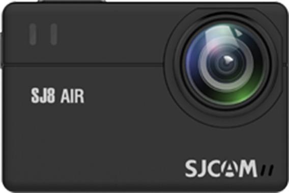 Camera Sjcam Sj8 Air Lacrado + Nf