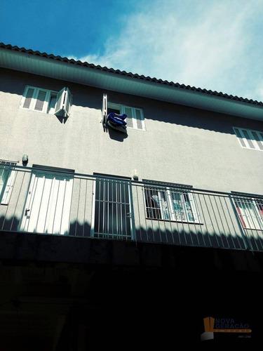 Sobrado Com 2 Dormitórios À Venda, 63 M² Por R$ 125.000,00 - Desvio Rizzo - Caxias Do Sul/rs - So0223