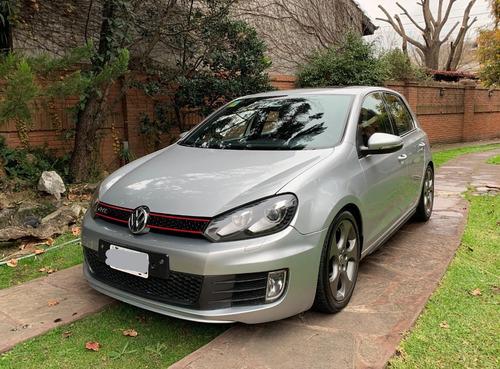 Imagen 1 de 9 de Volkswagen Golf 2.0 Vi Gti Tsi 211cv