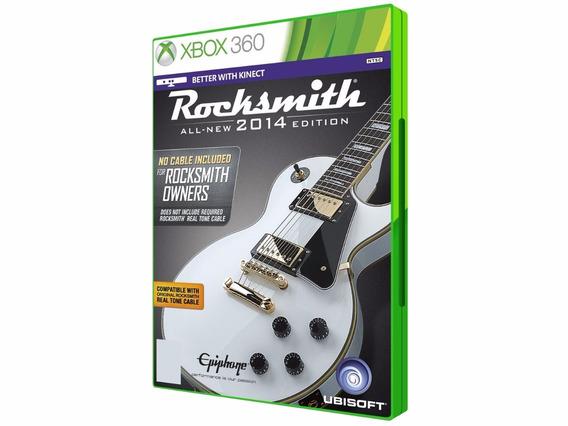 Jogo Xbox 360 Rocksmith