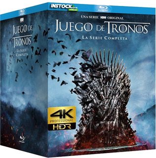 Serie Game Of Thrones 4k Completa |digital Entrega Inmediata