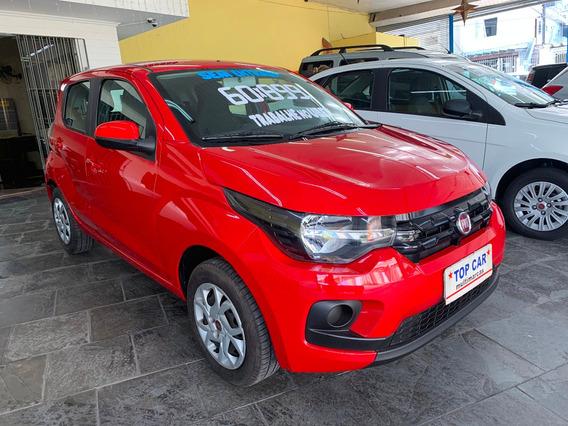 Fiat Mobi 1.0 Drive Flex 2018 Sem Entarda