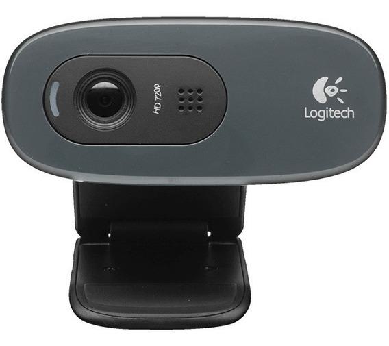 Webcam Logitech C 270 Hd - Detran Rondonia