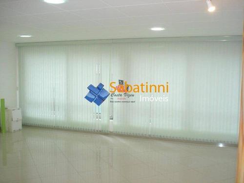 Imagem 1 de 13 de Apartamento Comercial A Venda Em São Paulo - Paulista - Sa00059 - 67827203