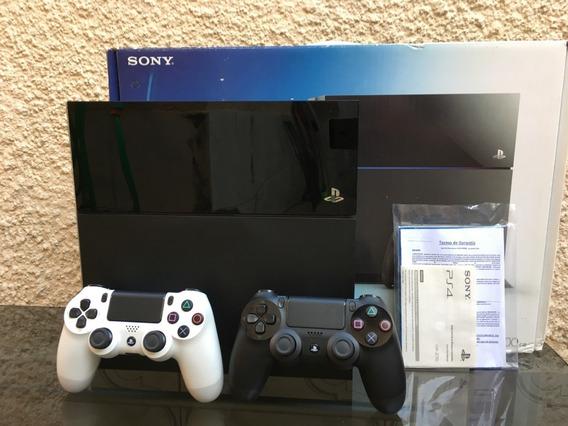 Vendo Playstation 4 500gb 02 Controles Originais