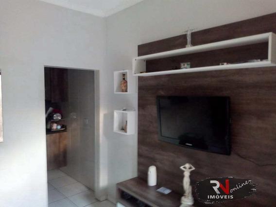 Casa De Condomínio Com 1 Dorm, Tupi, Praia Grande - R$ 160 Mil, Cod: 812 - V812