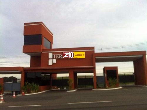 Imagem 1 de 4 de Terreno Condominio Terra Cota - Indaiatuba /sp.  At1.438m² -z10 Negócios Imobiliários - Te06348 - 69541576