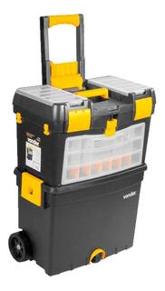 Caixa Plastica Com Roda Crv0400 Vonder