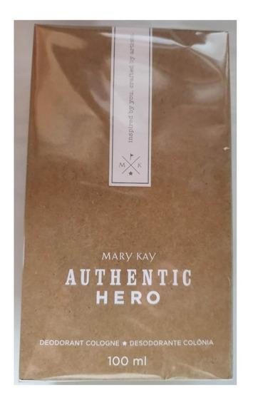 Perfume Masculino Importado Authentic Hero Mary Kay 100 Ml