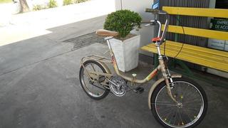 Bicicleta Monareta Dobramatc Monark