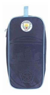 Porta Tênis Com 2 Divisões Manchester City