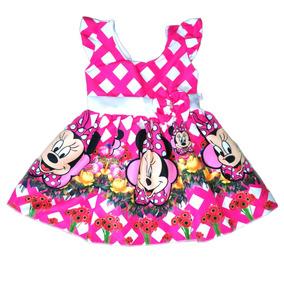 20 Vestido Infantil Baby Festa Princesa Sofia Lol Dora