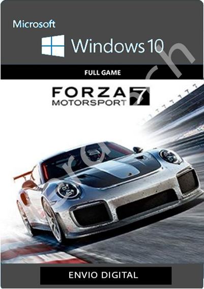 Forza Motorsport 7 Pc Digital Original Forza 7 Pc