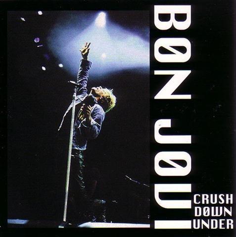 Bon Jovi - Crush Under Down 2cd (novo) Frete Grátis