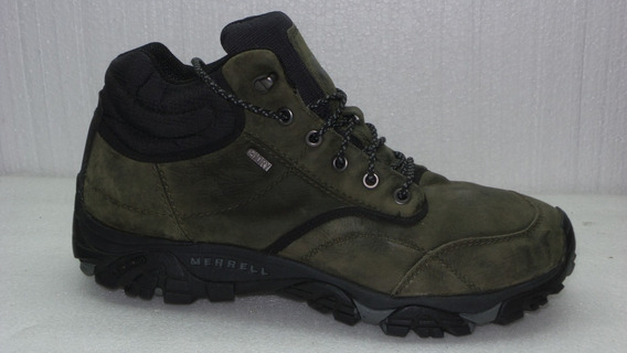 Borcegos Merrell Dry Us13- Arg46 Impec All Shoes !!!