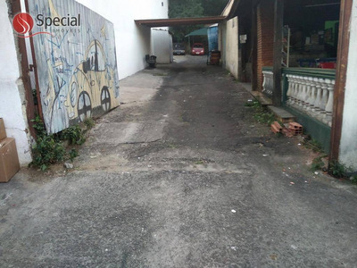 Terreno À Venda, 1216 M² - Vila Formosa - São Paulo/sp - Te1105